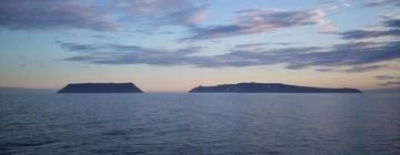 Diomedes islands